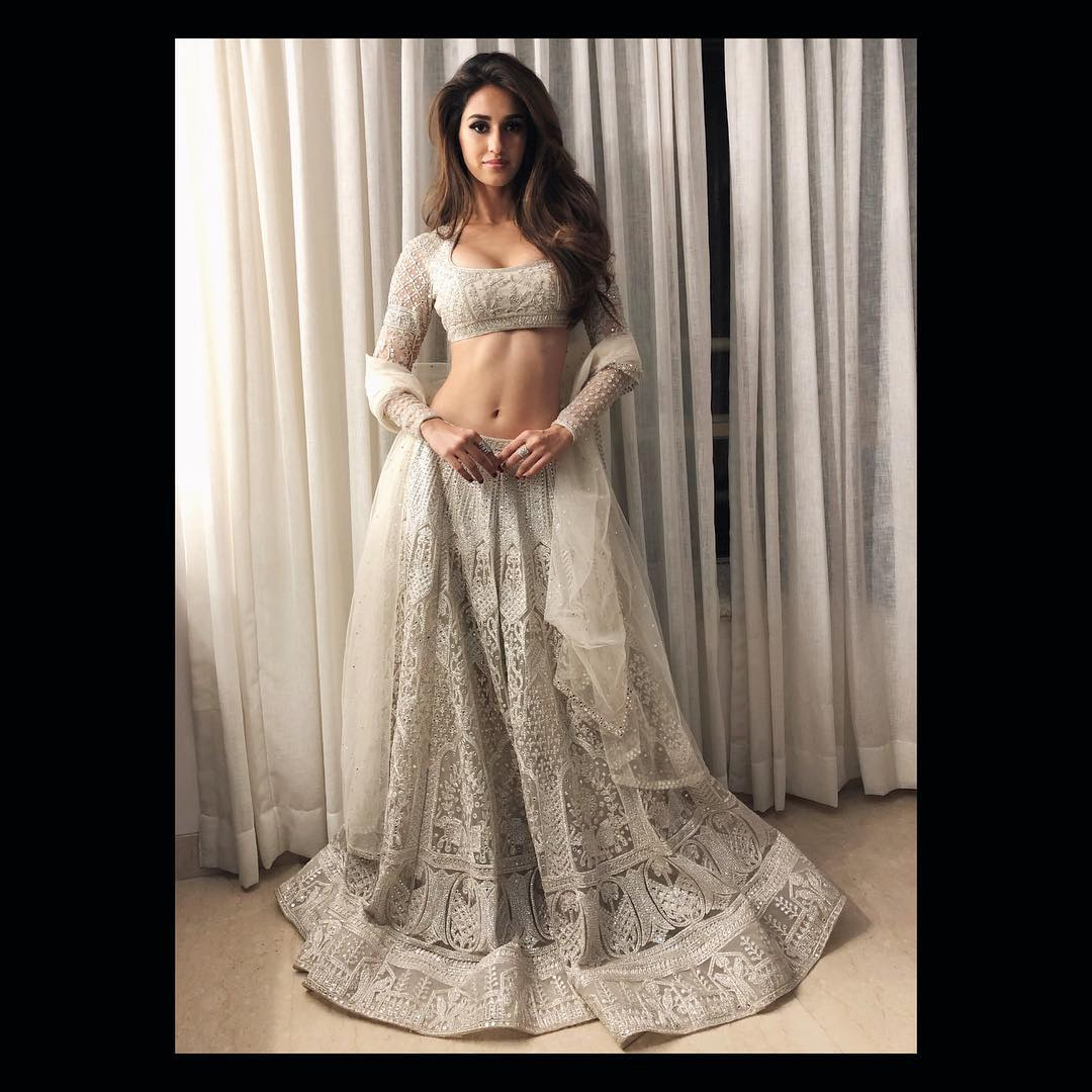 Disha Patani, wedding outfit