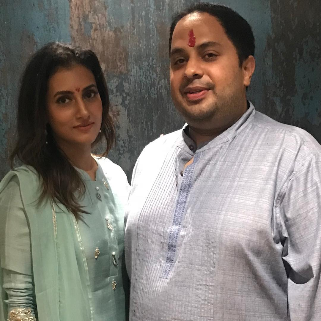 Additi Gupta, Kabir Chopra, roka ceremony