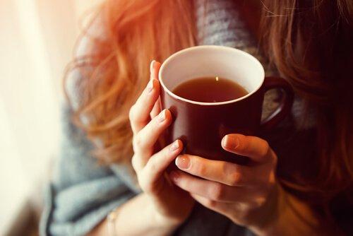 green tea, bridal detox