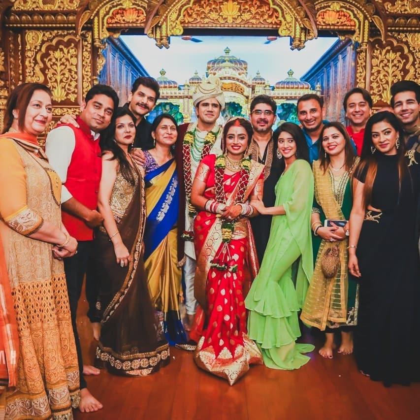 Parul Chauhan wedding, couple portrait, wedding couple, wedding photography, groom wear, bridal wear