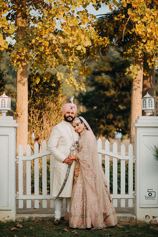Sikh Couple
