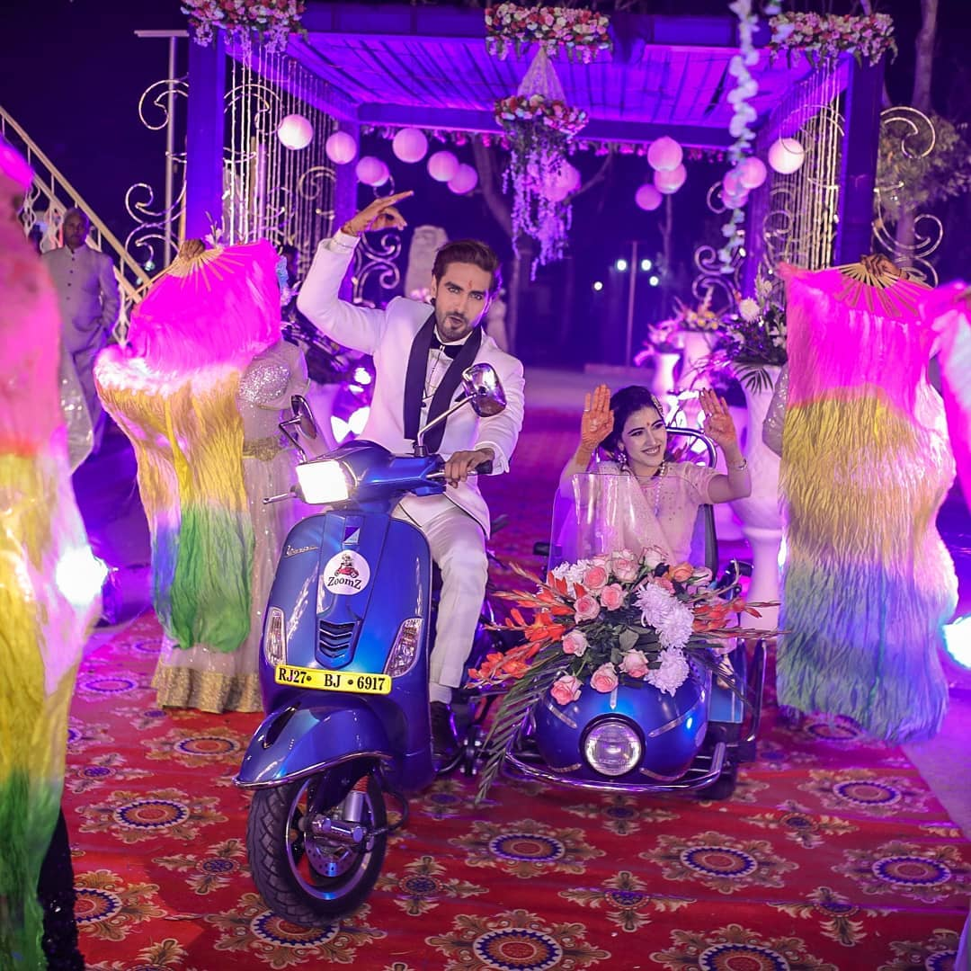 sheena bajaj wedding