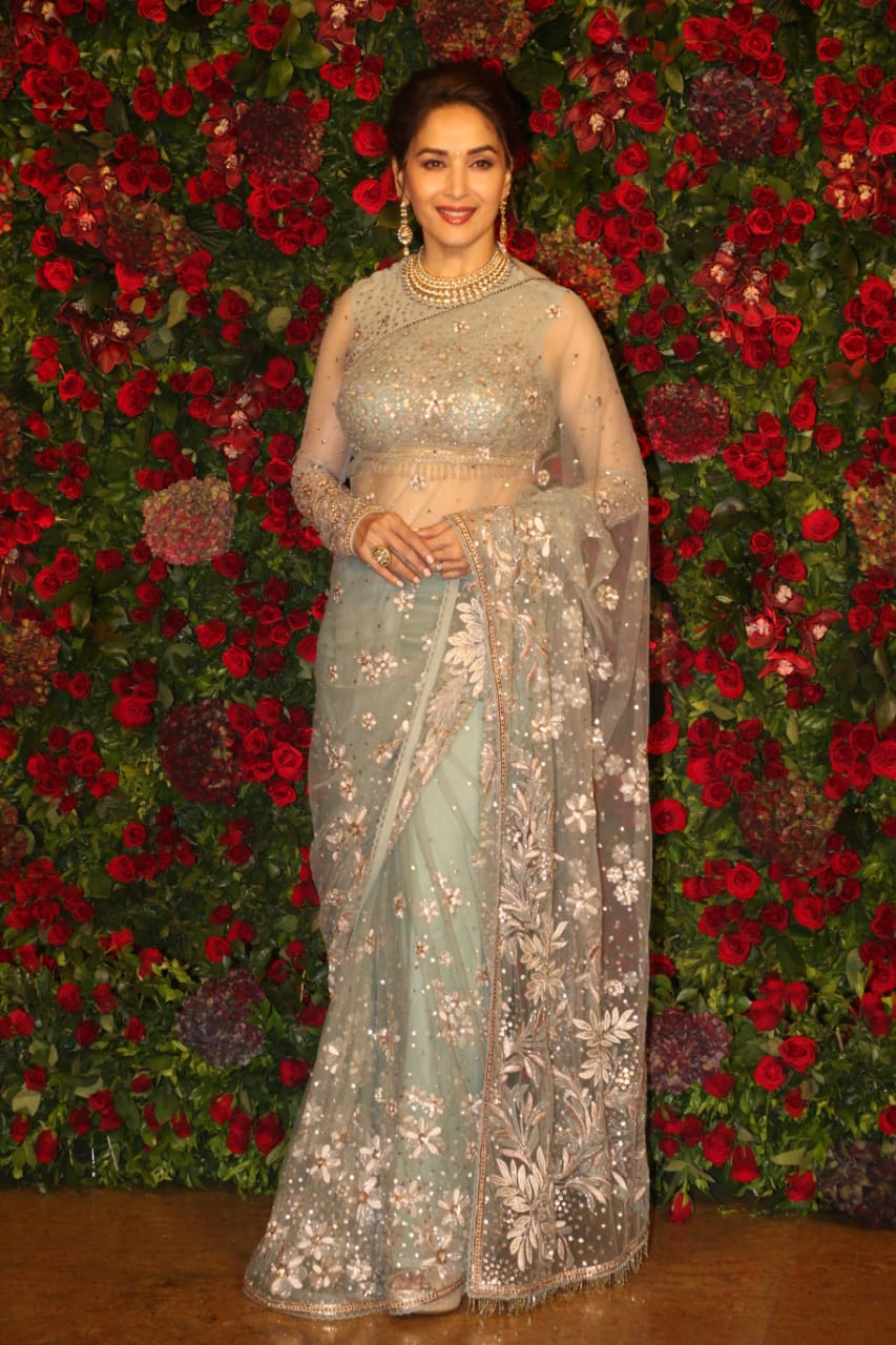 bridal trousseau from deepika ranveer mumbai reception