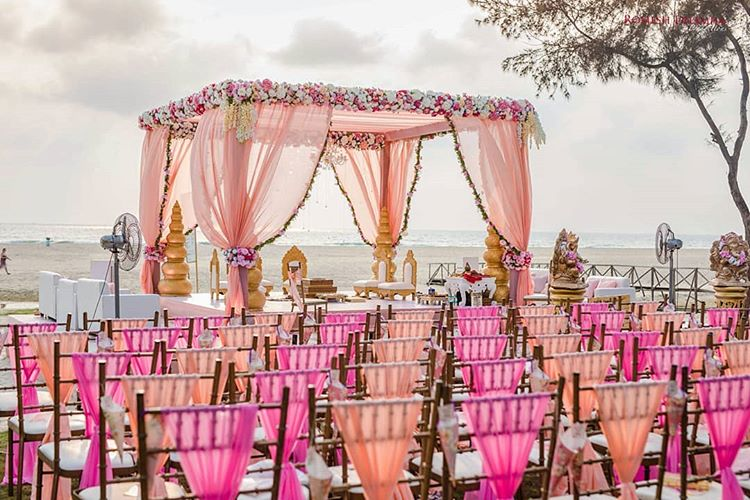 pantone colour of the year, Wedding decor