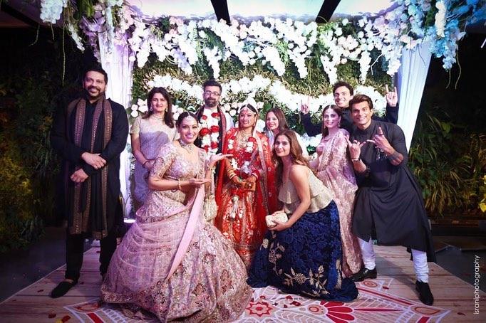 bipasha basu sister wedding