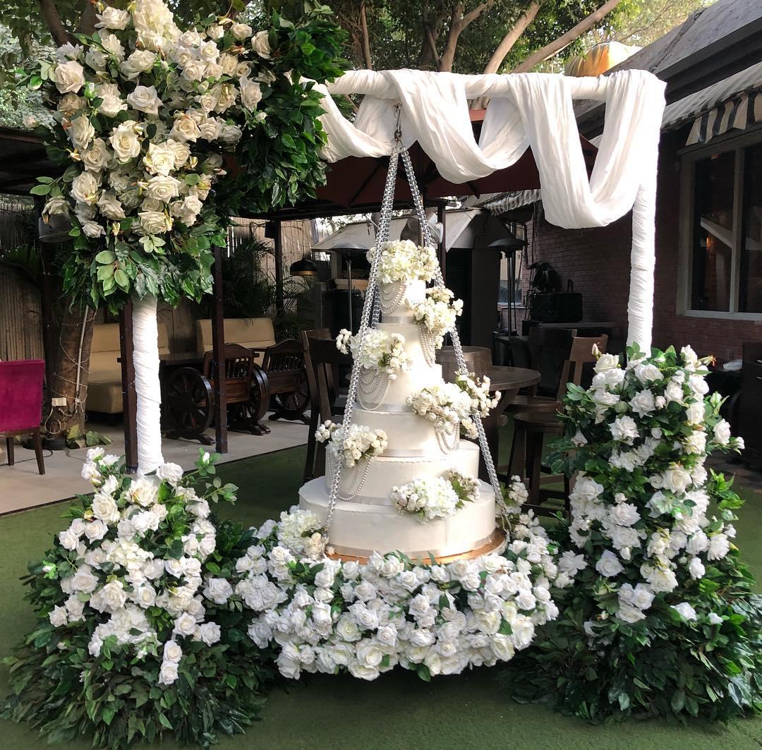 wedding cake wedding trends 2019
