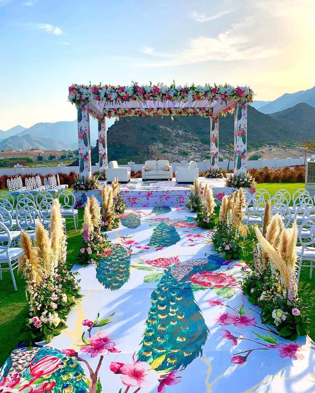 mandap wedding trend 2019
