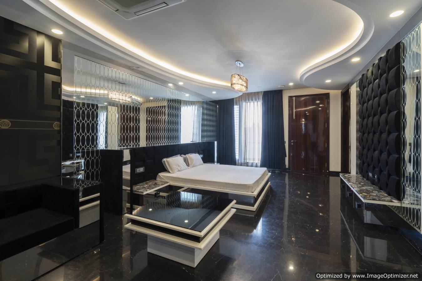 bedroom look