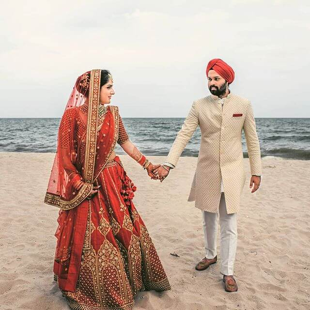 sikh weddings,sikh groom outfit ideas
