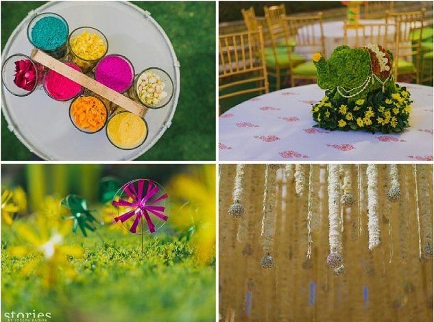 mehendi function ideas