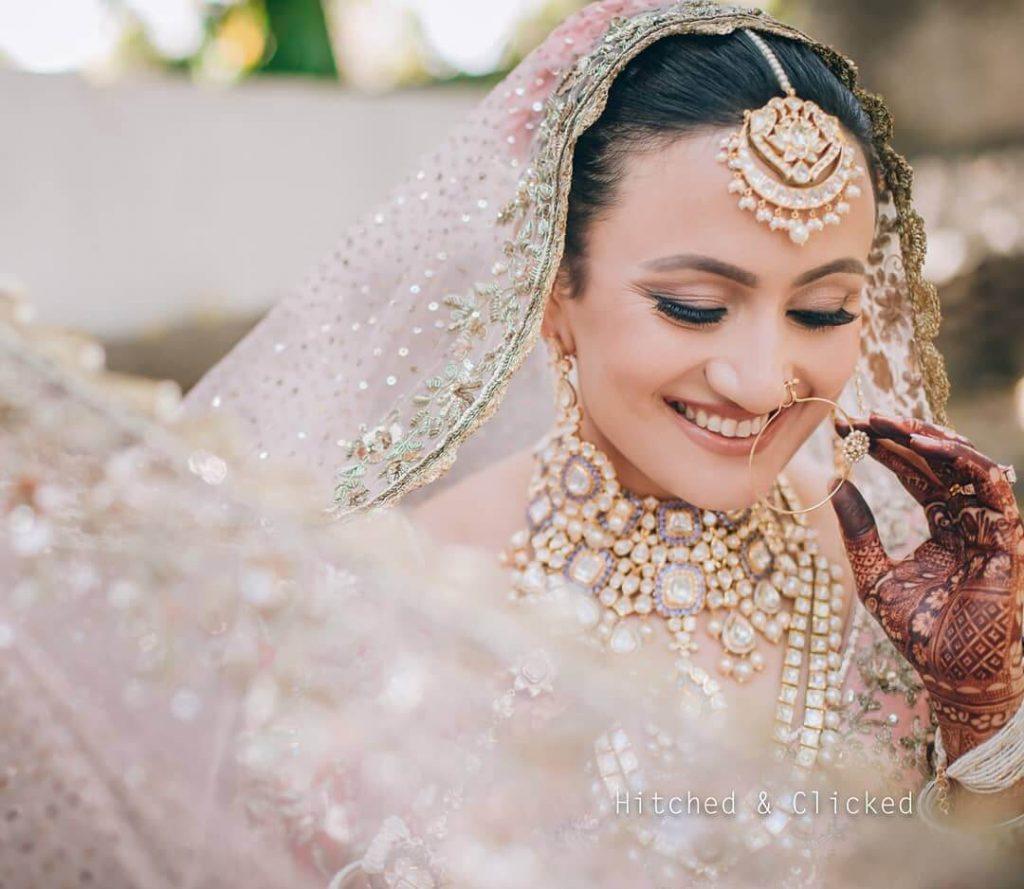 bridal maang teeka