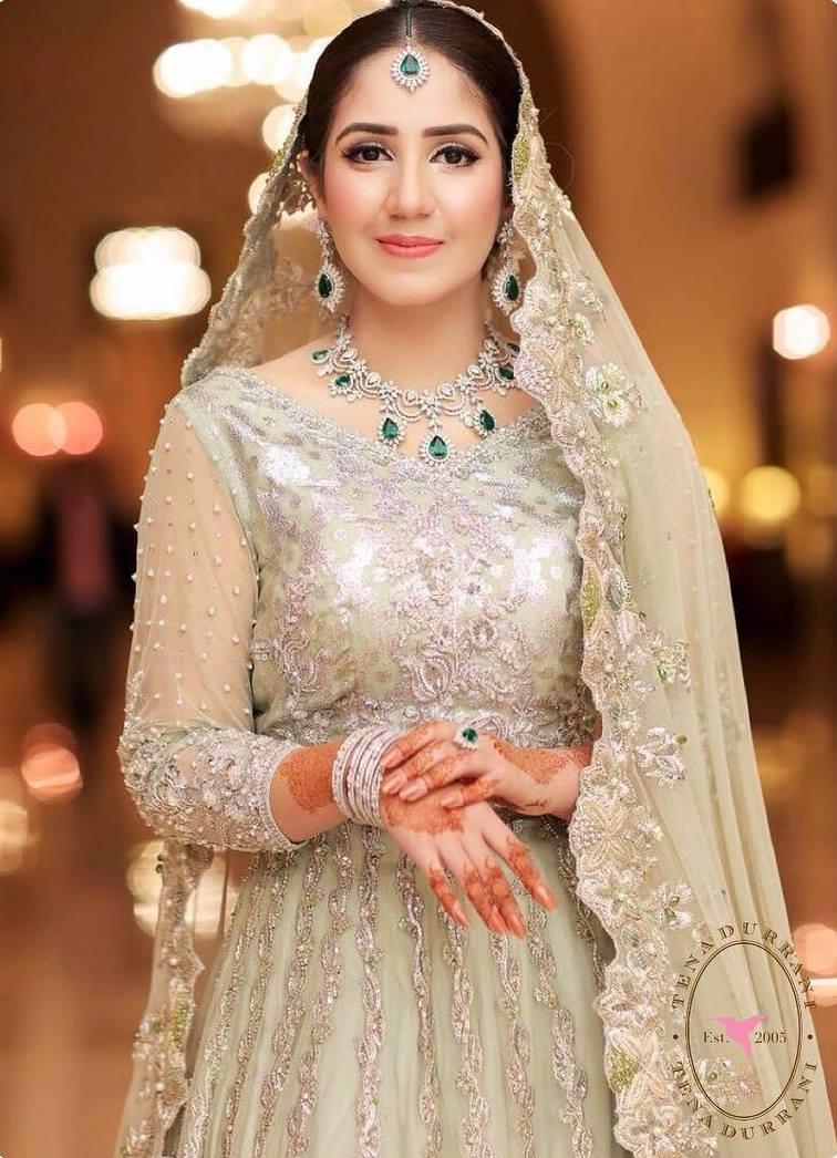 pakistani bridal makeup - shaadiwish