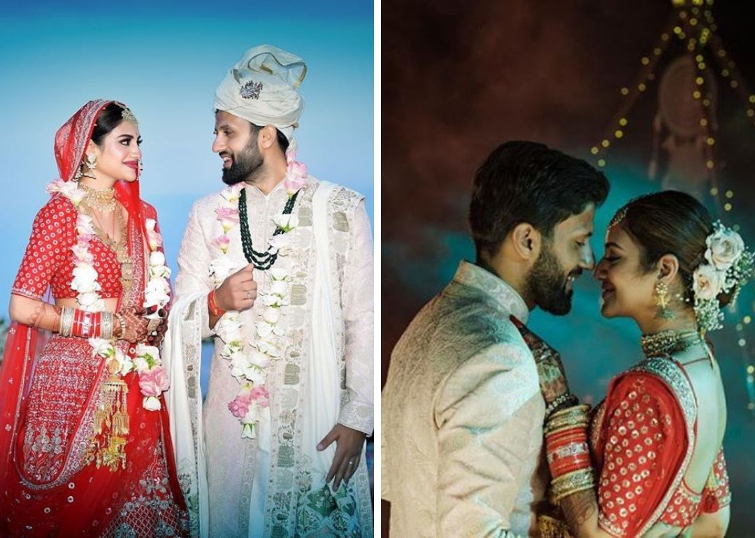 Exclusive:First Time MP And Actress Nusrat Jahan Got Married