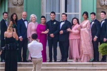 Joe Jonas Wedding