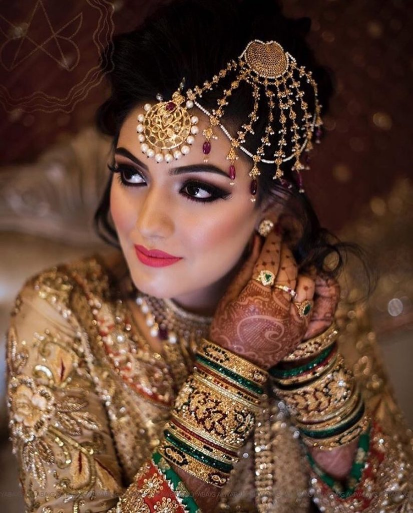 Pakistani Bridal Jewellery, Passa