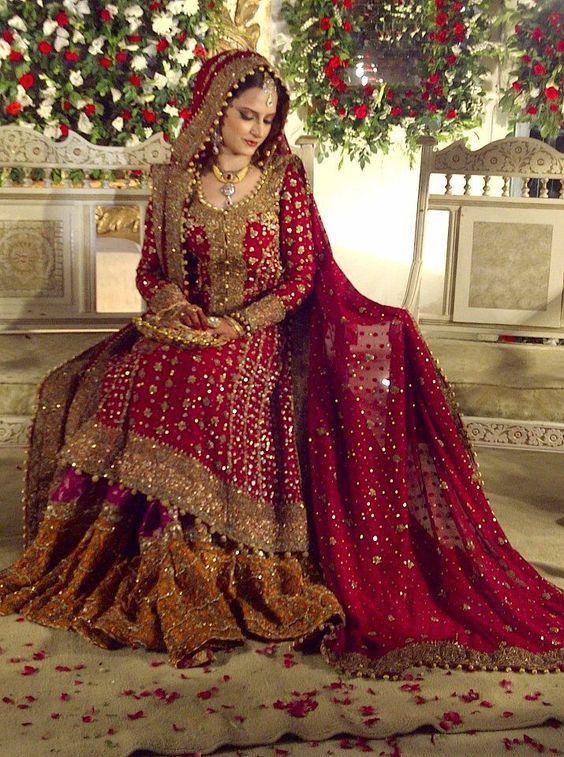 Pakistani Bridal Outfit