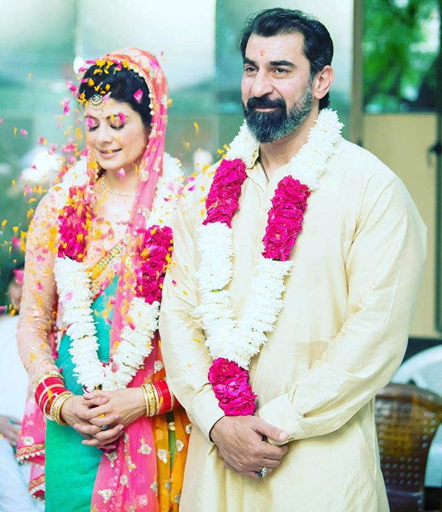 pooja batra wedding, celebrity wedding