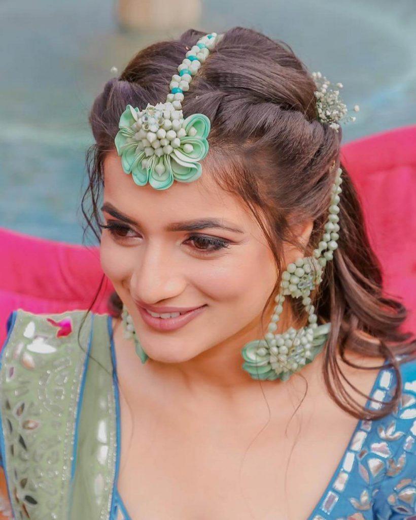 ahubali Earring In Floral Jewellery