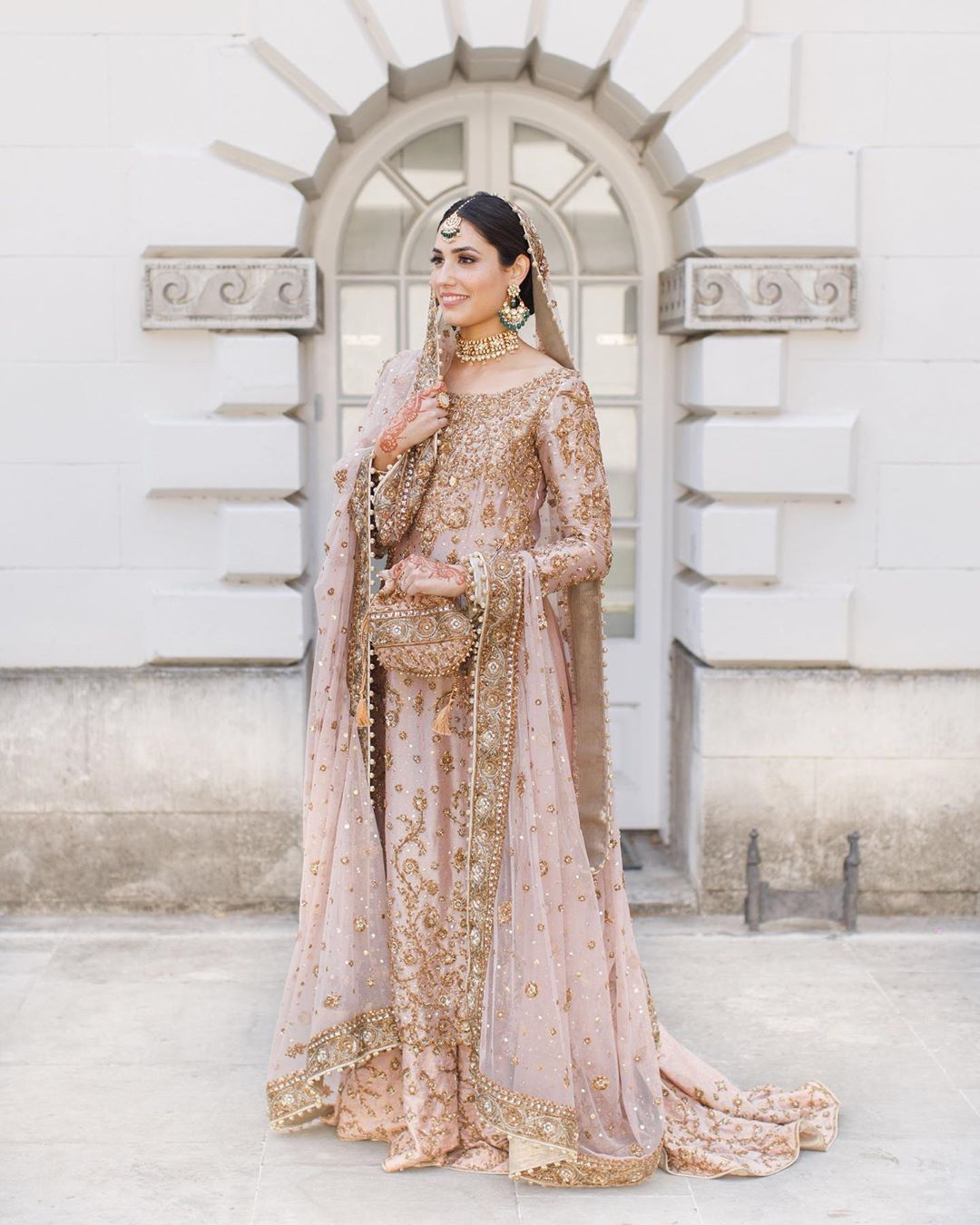 Pakistani bridal outfits
