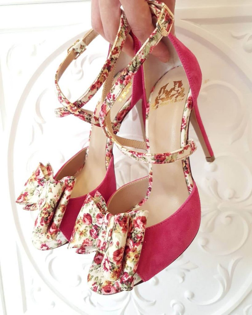 latest bridal sandals for 2019