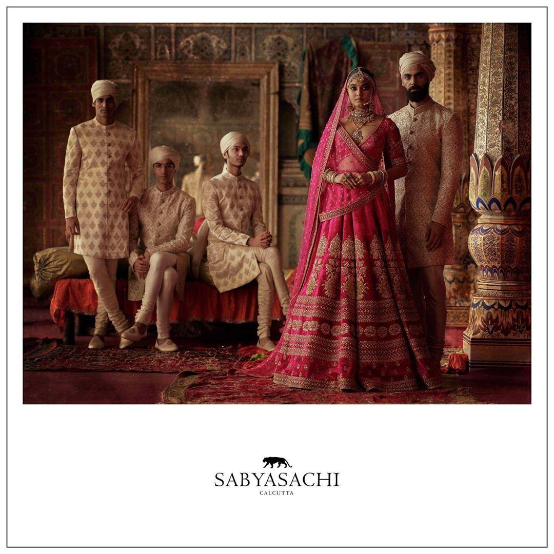 Sabysachi winter bridal collection