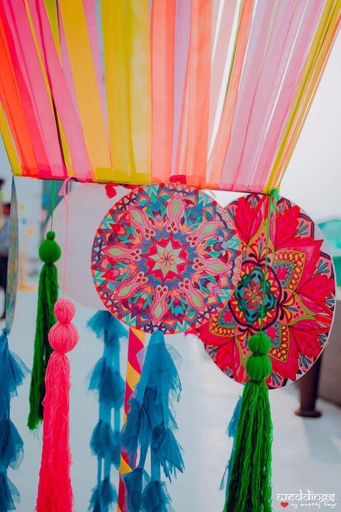 Color Pop Tassels