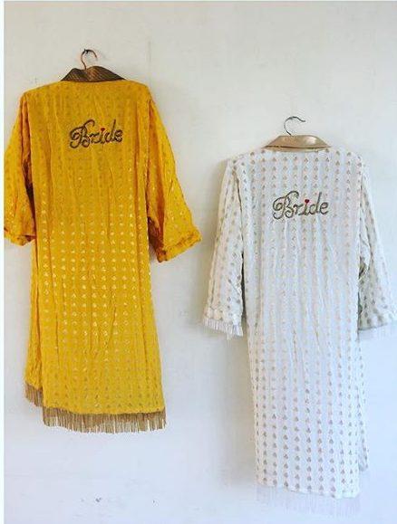 banarasi bridal robes