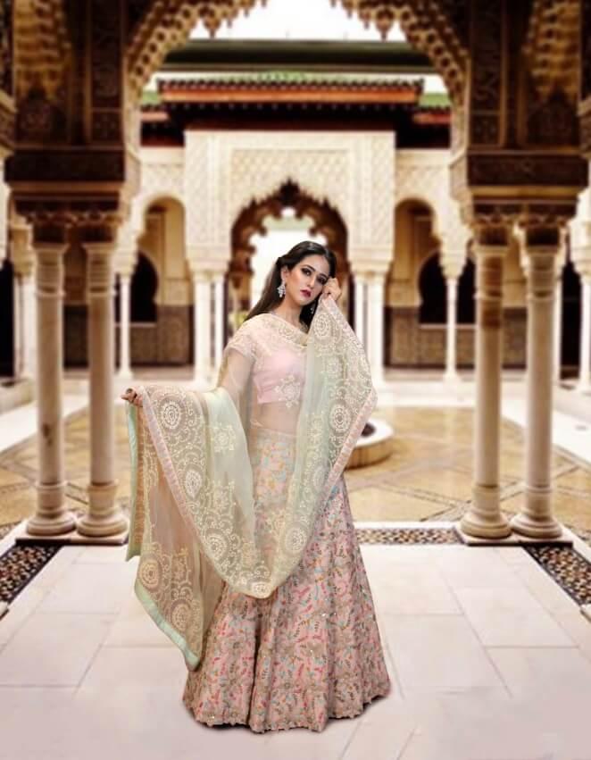 Pink Bridal Lehenga,bridal shopping