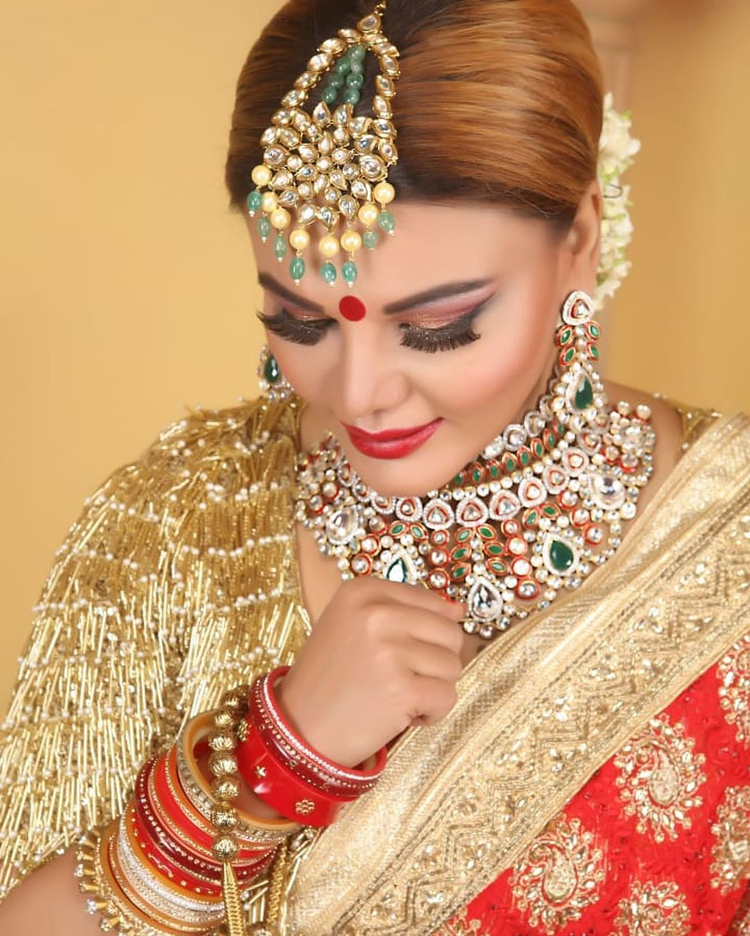 Just Married Pictures Of Rakhi Sawant Are a Dream Come True For