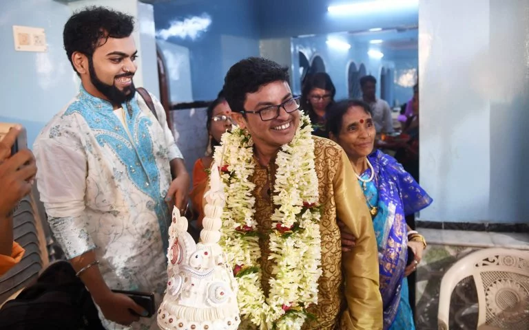 bengali groom