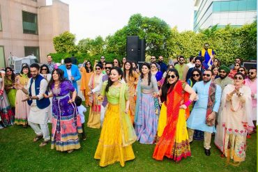 Flash Mob Ideas for Sangeet Ceremony