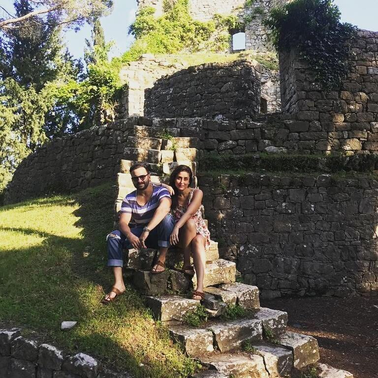 Honeymoon Destinations of Bollywood Celebs