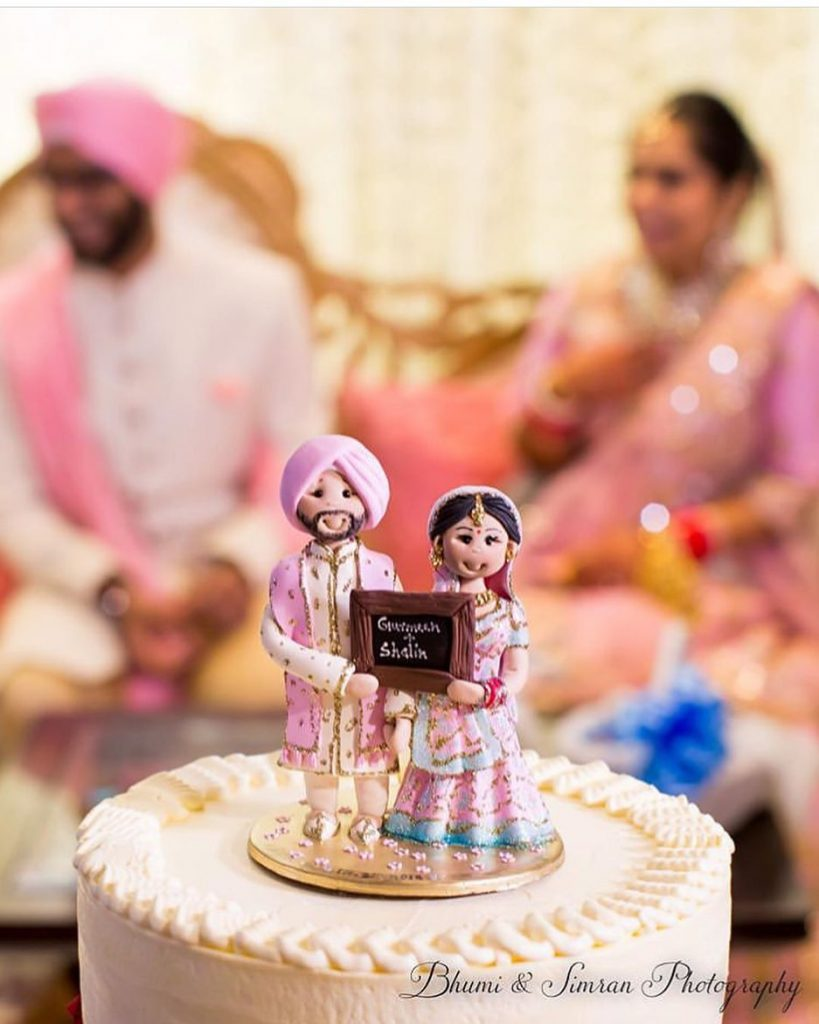 look alike cake toppers