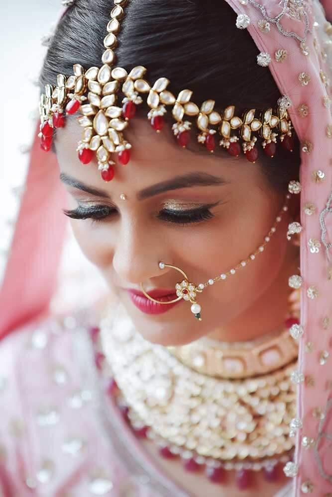 Bridal Naths Ideas
