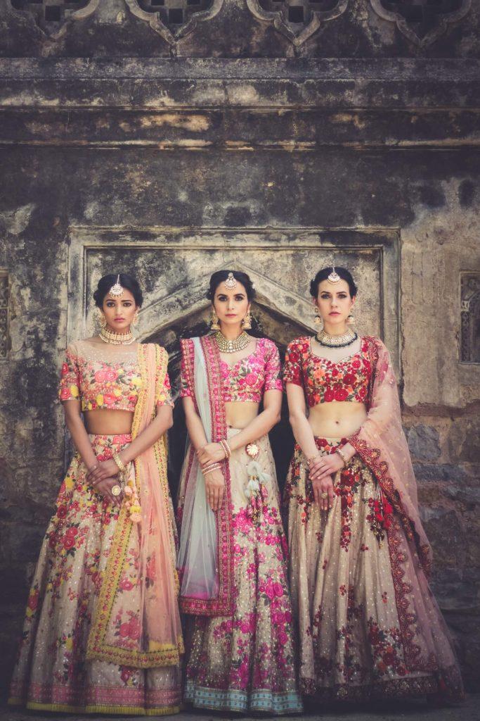top bridal wear designer in India