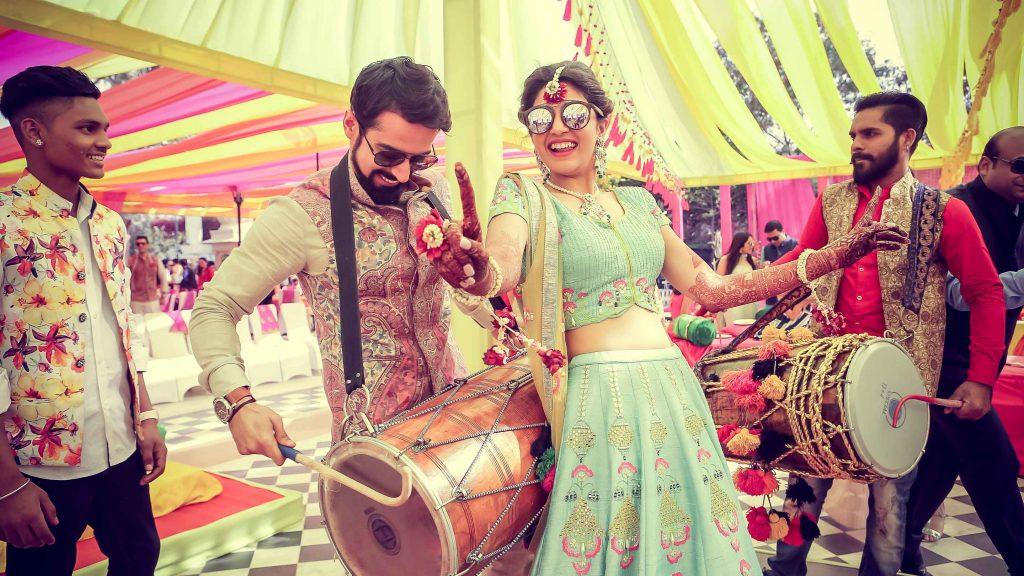 Sangeet on A budget,wedding dj