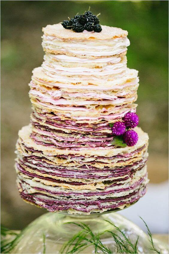 wedding cake,pan cakes