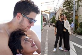 Celebrity couples and their honeymoon destinations