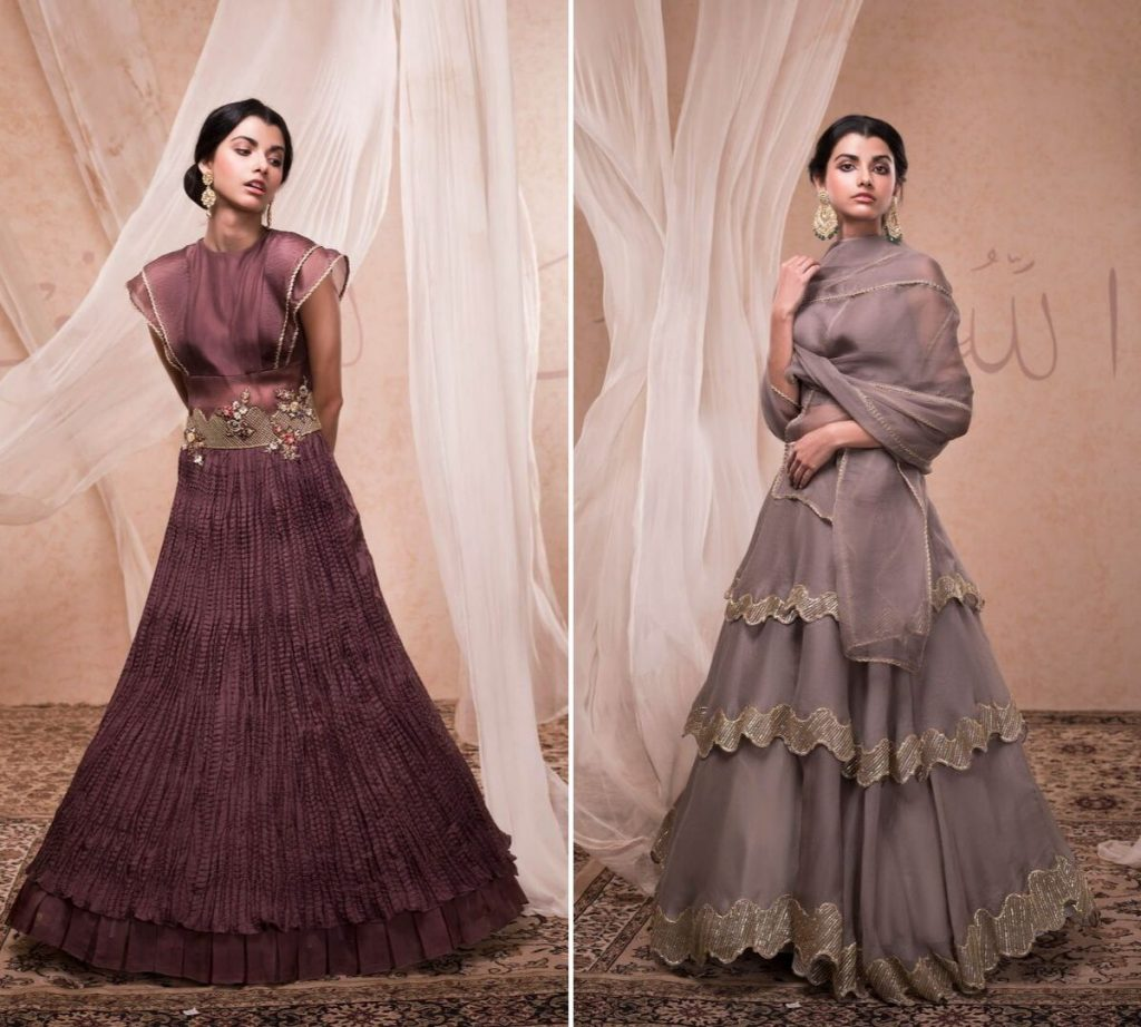 bridal trousseau wear by Nadima Saqib