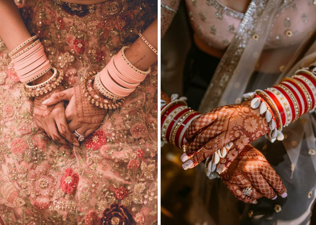 Offbeat Bridal Chooda Designs And Where to Buy Them in Delhi