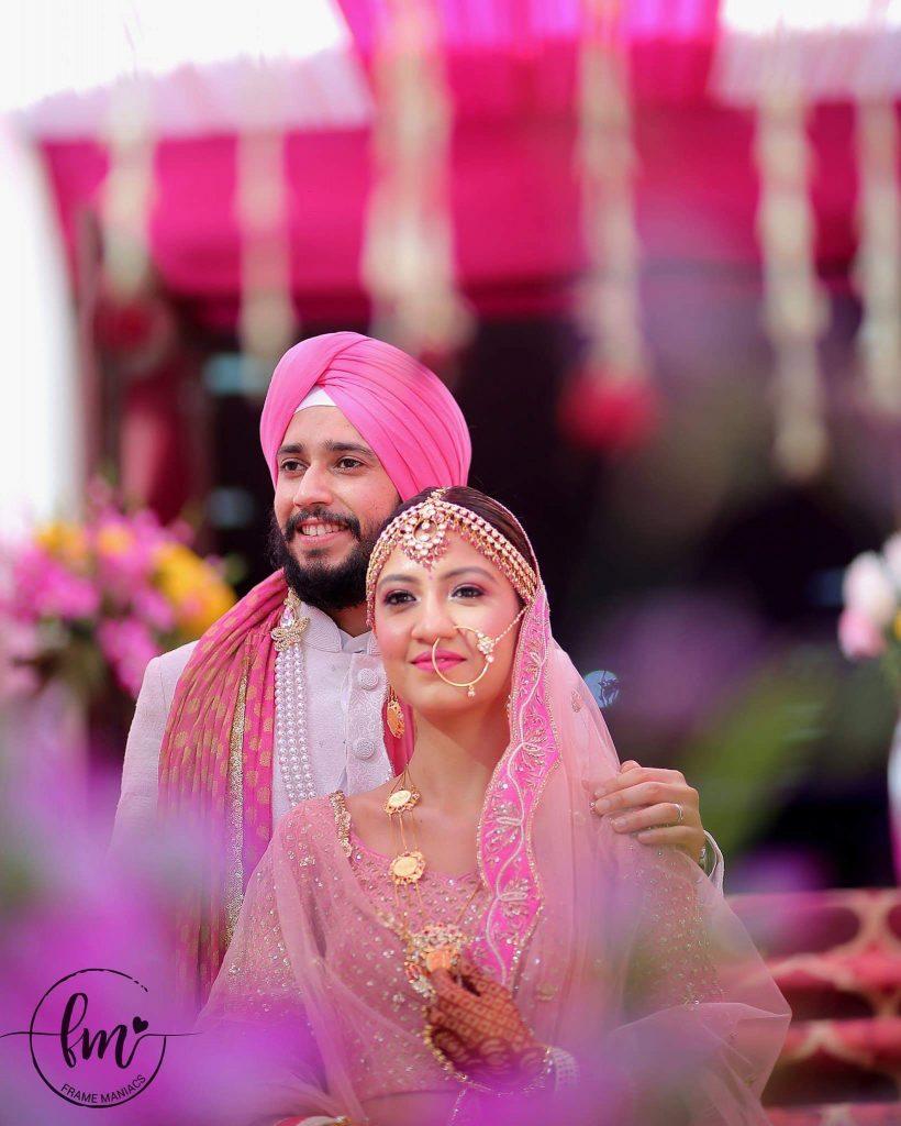 wedding photographers in Delhi NCR