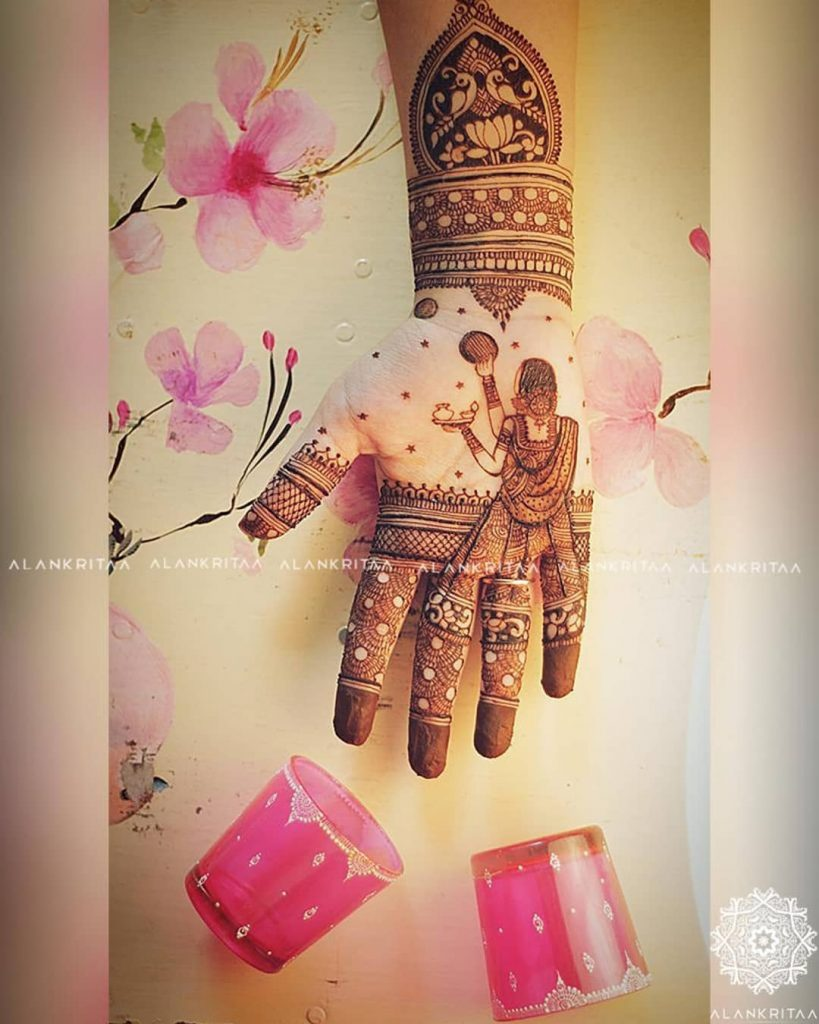 mehendi design ideas