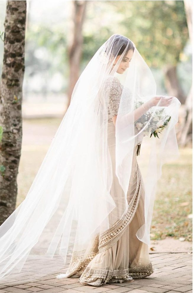 Bridal Trains and Veils