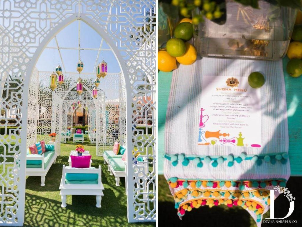 destination wedding in muscat