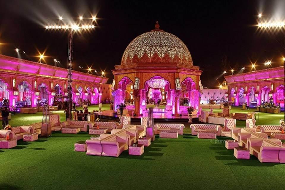 farmhouses for weddings In Delhi