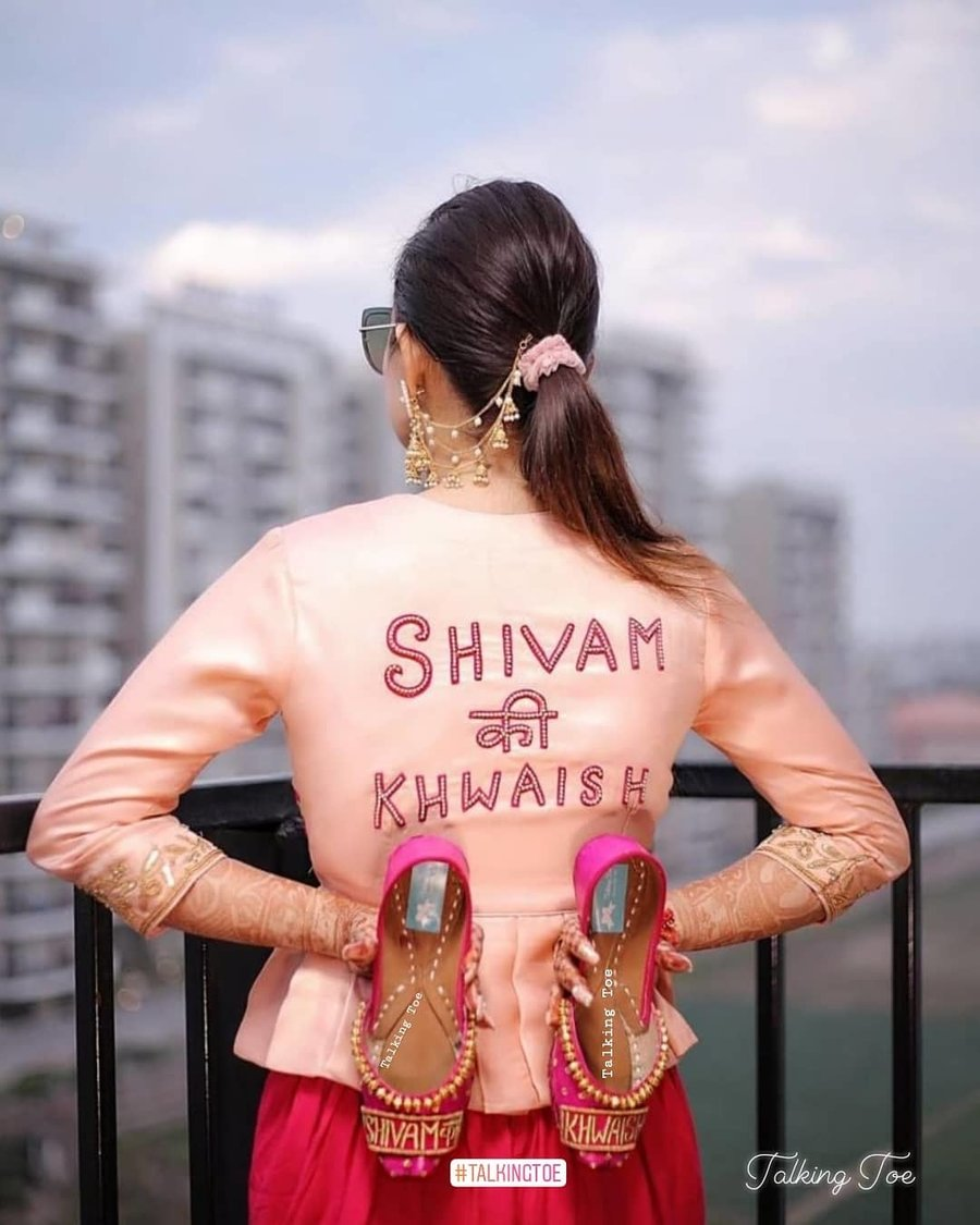 personalized blouse design
