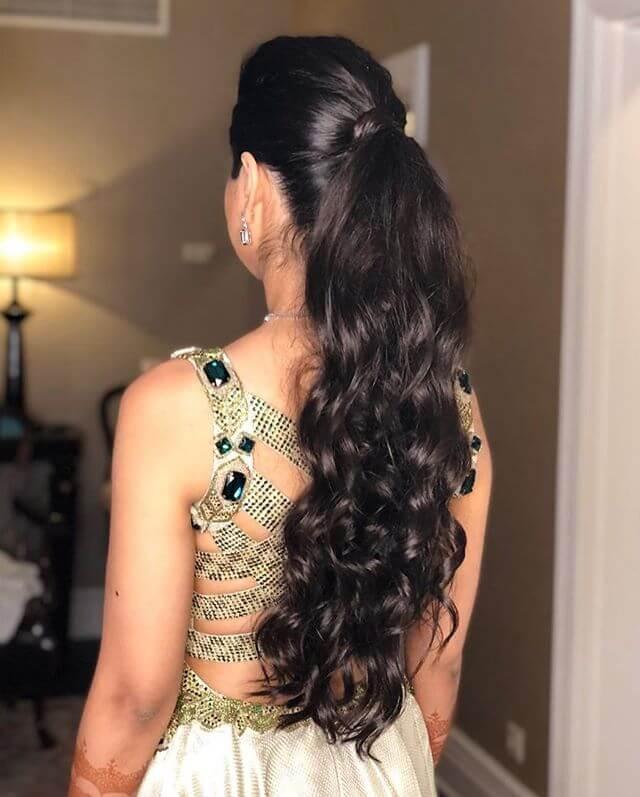 mehendi hairstyles
