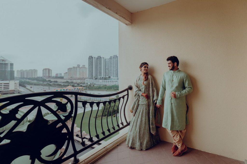 destination wedding in Kuala Lumpur