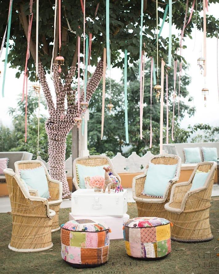 Tree Wedding Decorations