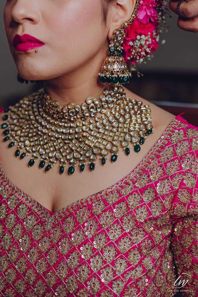 Contrasting Jewellery Ideas